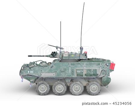 坦克 45234056