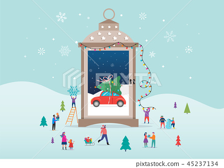 Merry Christmas, Winter wonderland