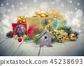 Christmas decoration on 45238693
