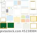 frame, stationery, stationeries 45238984