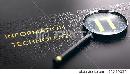 IT Information Technology 45240032
