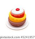 蛋糕 甜點 甜品 45241957