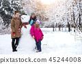 family, children, kids 45244008