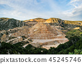 Mining quarry, pit 45245746