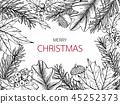 聖誕節 聖誕 耶誕 45252373