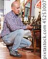 man, antique, curiosity 45253007