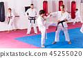 lunge, master, instructor 45255020
