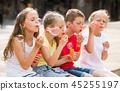 girl, kid, child 45255197