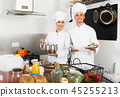 cook, chef, cooking 45255213
