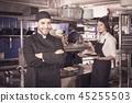 chef, cook, kitchen 45255503