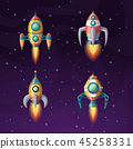 Collection Of Some Rockets 45258331