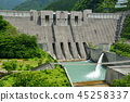 시즈오카 현 카와 네 혼쵸 나가시마 댐 45258337