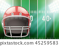 Background for American football stadium 45259583