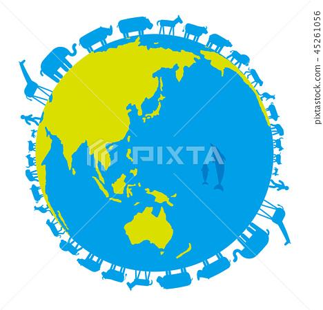地球和生物 45261056
