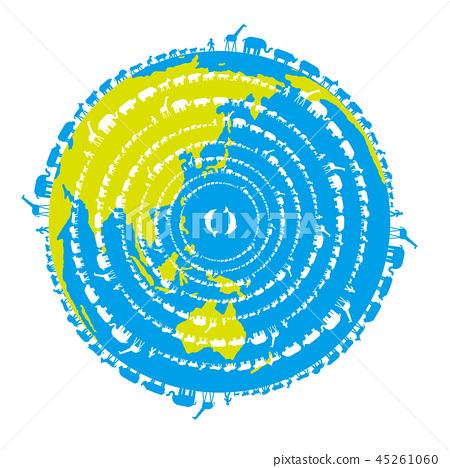 地球和生物 45261060