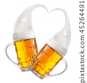 beer beverage glass 45264491