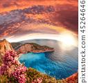 ocean, coast, sky 45264646