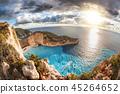 coast, landscape, ocean 45264652