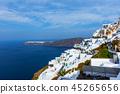 Imerovigli town, Santorini, Greece 45265656