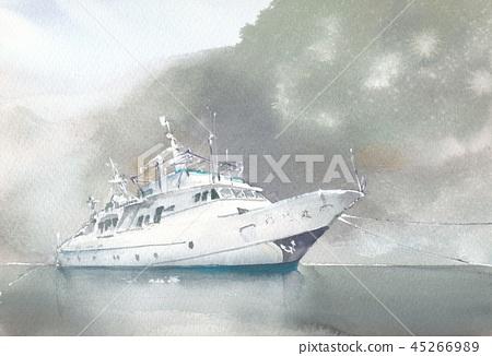 巡洋艦 45266989