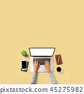 woman,laptop,female 45275982