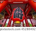 Tokyo, temple, shrine 45280492