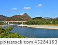 Scenery along the Agano River 45284193