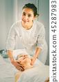 face,massage,mature 45287983