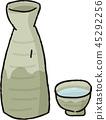 酒 清酒 日本酒 45292256