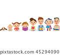 三代家庭閱讀 45294090