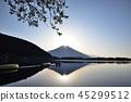 Double Tire Mond Fuji Lake Tanuki 45299512