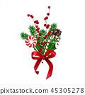 圣诞节 圣诞 矢量 45305278