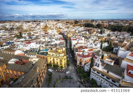 Seville city view 45313369