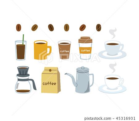 咖啡具 45316931