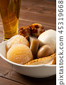 Oden and beer 45319668