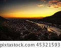 heidelberg neckar river 45321593