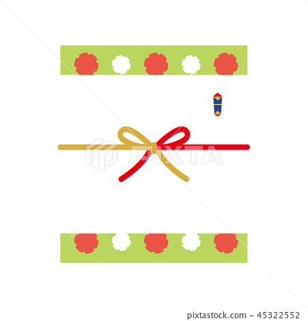 Illustration material-year-end gifts 45322552
