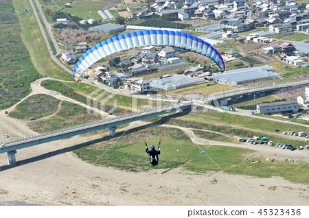 滑翔傘 45323436
