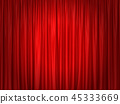 Theater curtains 45333669