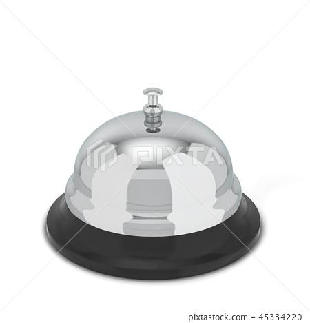Hotel service bell 45334220
