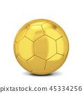 Soccer ball 45334256