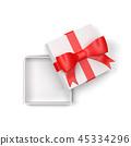 box, gift, present 45334296