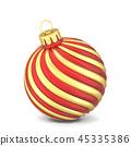Christmas ball toy 45335386