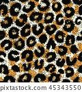 leopard pattern seamless 45343550
