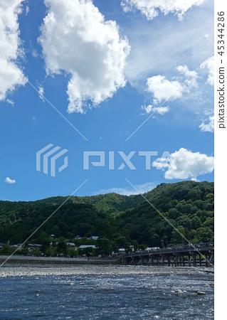 일본 교토 아라시야마 카츠라 Japan Kyoto Arashiyama Katsuragawa 45344286