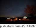 camping, tent, sky 45344692