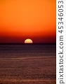 日落 海 大海 45346053