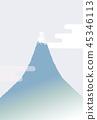 富士和云海 45346113