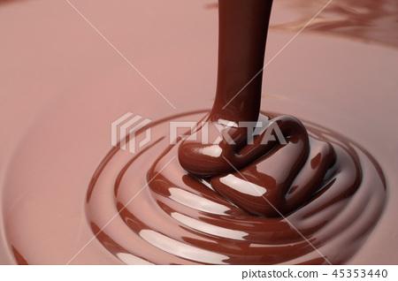 Couvert薄紗巧克力 45353440