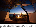 camping, outdoor, tent 45355413